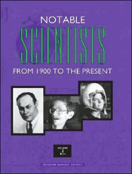 Notable Scientists from 1900 to the Present