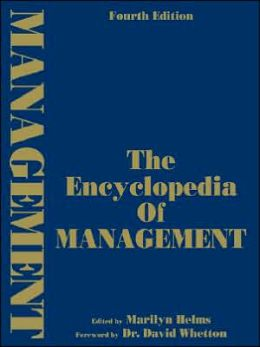 The Encyclopedia of Management