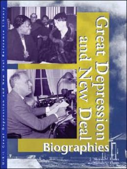 Great Depression and New Deal: Biographies