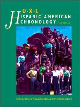 UXL Hispanic American Reference Library: Chronology