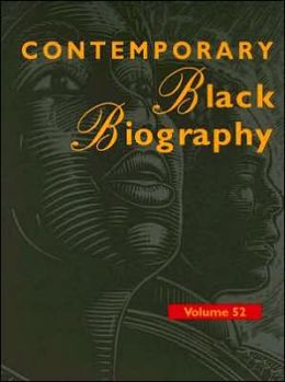 Contemporary Black Biography: Profiles from the International Black Community
