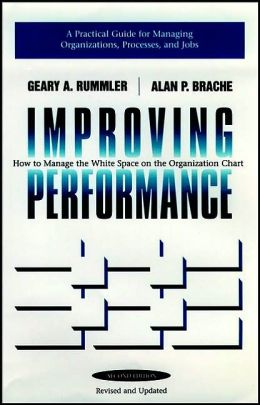 Improving Performance: How to Manage the White Space on the Organization Chart (2nd ED.)