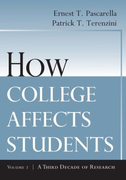 How College Affects Students: A Third Decade of Research, Volume 2