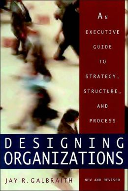Designing Organizations: An Executive Guide to Strategy, Structure, and Process