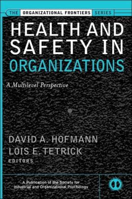 Health and Safety in Organizations: A Multi-Level Perspective