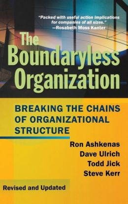 Boundaryless Organization : Breaking the Chains of Organization Structure