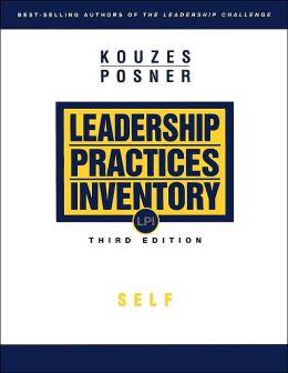 Leadership Practices Inventory, (LPI) : Self Instrument