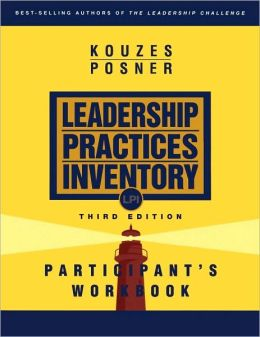 Leadership Practices Inventory Self Starter with Observers (8)