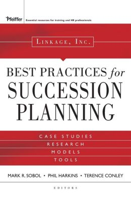 Linkage Inc's Best Practices in Succession Planning