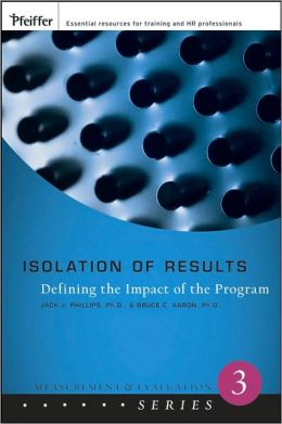 Isolation of Results: Defining the Impact of the Program