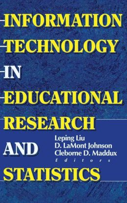 Information Technology in Educational Research and Statistics