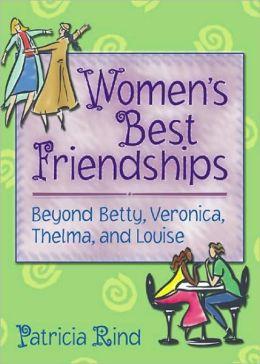 Women's Best Friendships
