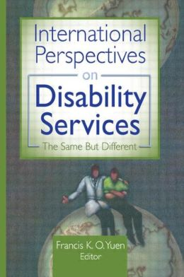International Perspectives on Disability Services
