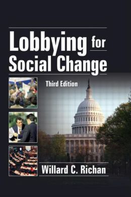 Lobbying for Social Change, Third Edition