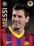 Book Cover Image. Title: Messi, Author: Illugi Jokulsson