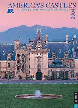 2004 America's Castles Weekly Engagement Calendar