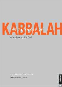 2007 The 72 Names of Kabbalah Engagement Calendar