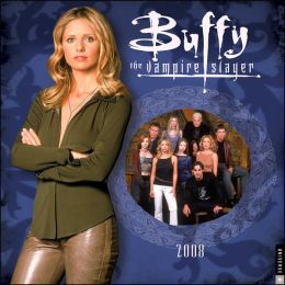 2008 Buffy the Vampire Slayer Wall Calendar