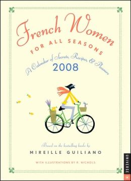 2008 French Women for All Seasons Engagement Calendar