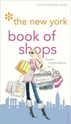 The New York Book of Shops