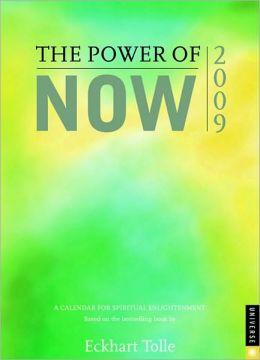 2009 Power of Now Engagement Calendar