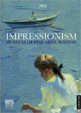 2011 Impressionism Engagement Calendar