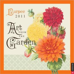 2011 Art from the Garden Wall Calendar