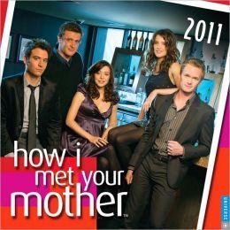 2011 How I Met Your Mother Wall Calendar