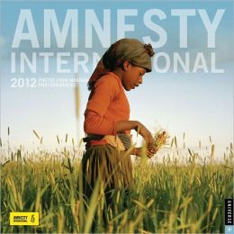 2012 Amnesty International Wall Calendar