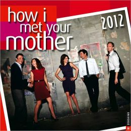 2012 How I Met Your Mother Wall Calendar