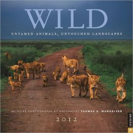 2012 Wild Wall Calendar