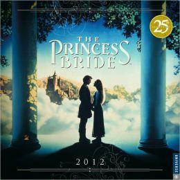 2012 Princess Bride, The Wall Calendar