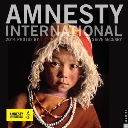 2014 Amnesty International Wall Calendar