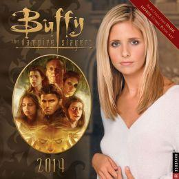 2014 Buffy the Vampire Slayer Wall Calendar