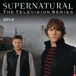 2014 Supernatural Wall Calendar