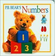 PAJAMA BEDTIME BEAR'S NUMBERS