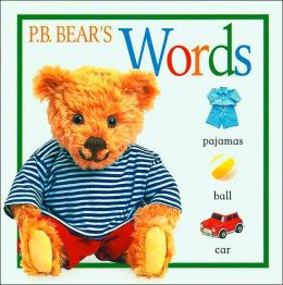 PAJAMA BEDTIME BEAR'S WORDS