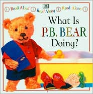 WHAT IS PB BEAR DOING?