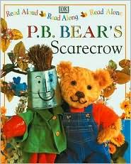 PAJAMA BEDTIME BEAR'S SCARECROW
