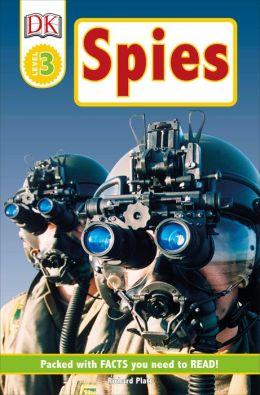 Spies! (DK Readers Level 3 Series)