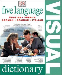 Five-language Visual Dictionary