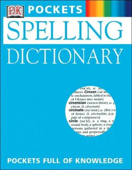 Pocket Guides: Spelling Dictionary