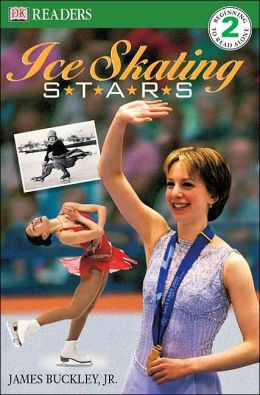 Ice Skating Stars (DK Readers Series)