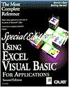 Using Excel Visual Basic for Applications (Special Edition)