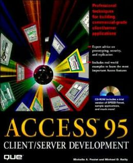 Access 95 Client/Server Development