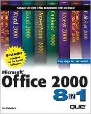 Microsoft Office 2000 8-in1