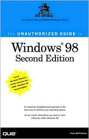 The Unauthorized Guide to Windows 98 Second Edition