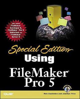 Special Edition Using FileMaker Pro 5 (Windows and MacIntosh)