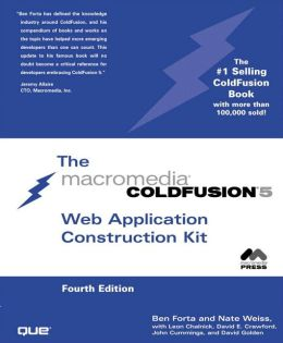ColdFusion 5 Web Application Construction Kit