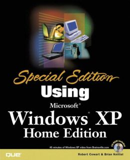Special Edition Using Microsoft Windows XP, Home Edition